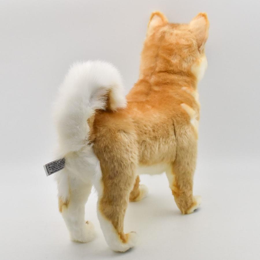 HANSA ハンサ シバケン 犬 6345 ギフト対象外 リアル 動物 ぬいぐるみ プレゼント ギフト 母の日 父の日 dearbear 03