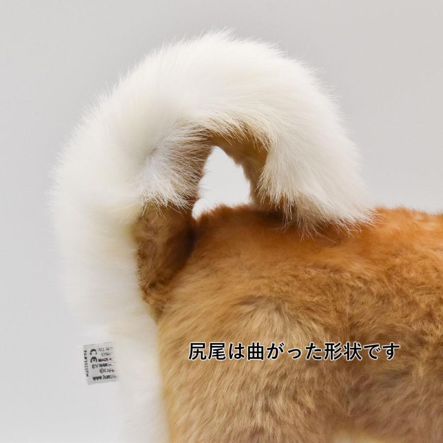 HANSA ハンサ シバケン 犬 6345 ギフト対象外 リアル 動物 ぬいぐるみ プレゼント ギフト 母の日 父の日 dearbear 08