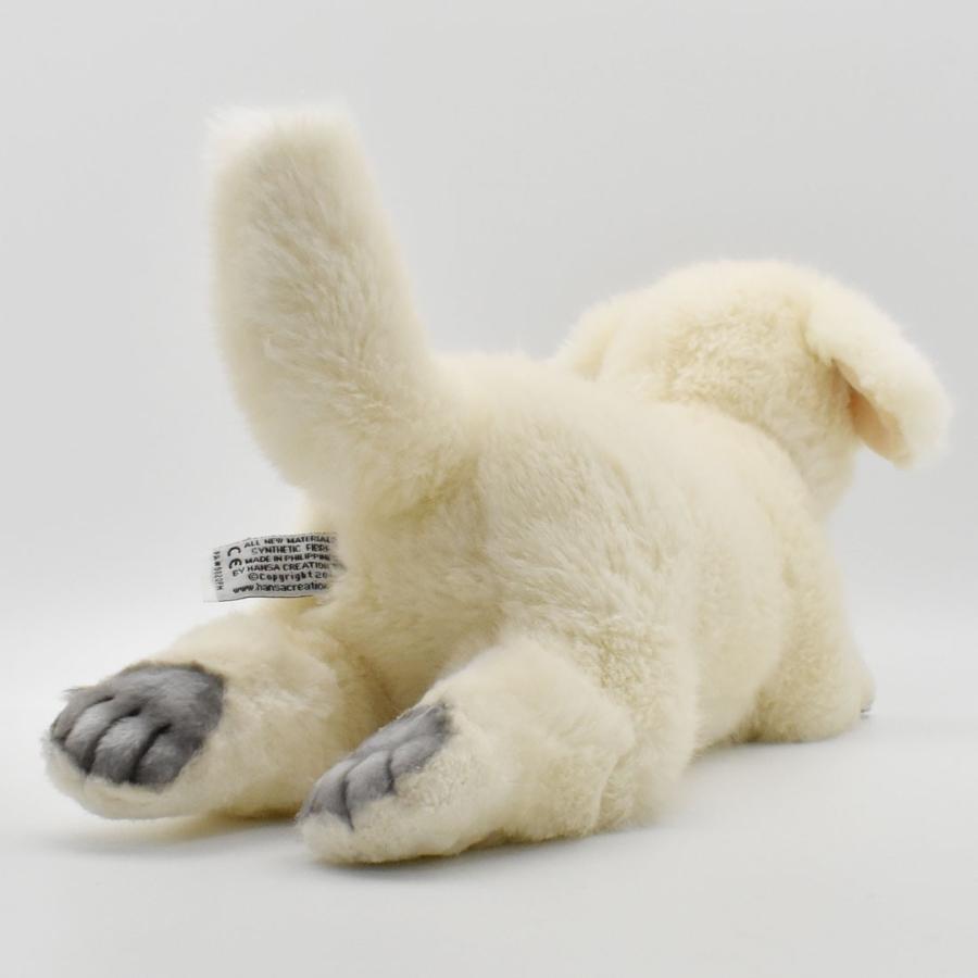 HANSA ハンサ 子いぬ 犬 6581 リアル 動物 ぬいぐるみ プレゼント ギフト 母の日 父の日|dearbear|03