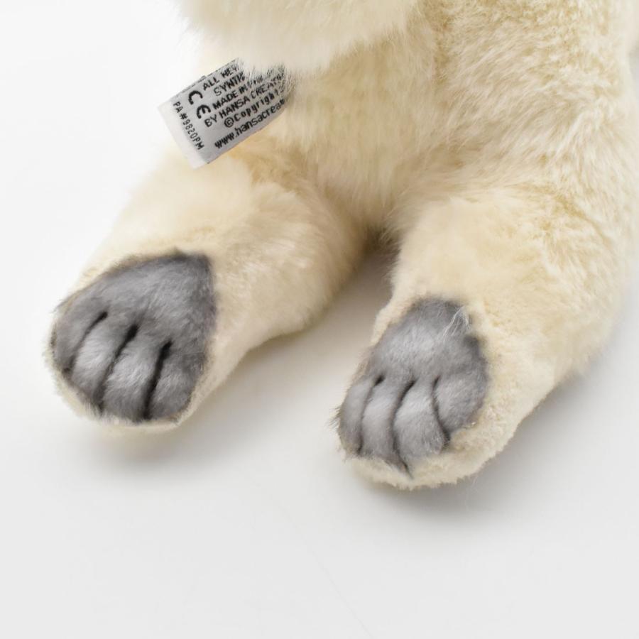 HANSA ハンサ 子いぬ 犬 6581 リアル 動物 ぬいぐるみ プレゼント ギフト 母の日 父の日|dearbear|06