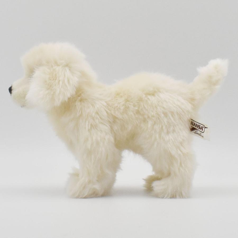 HANSA ハンサ 子いぬ 犬 6583 リアル 動物 ぬいぐるみ プレゼント ギフト 母の日 父の日|dearbear|02