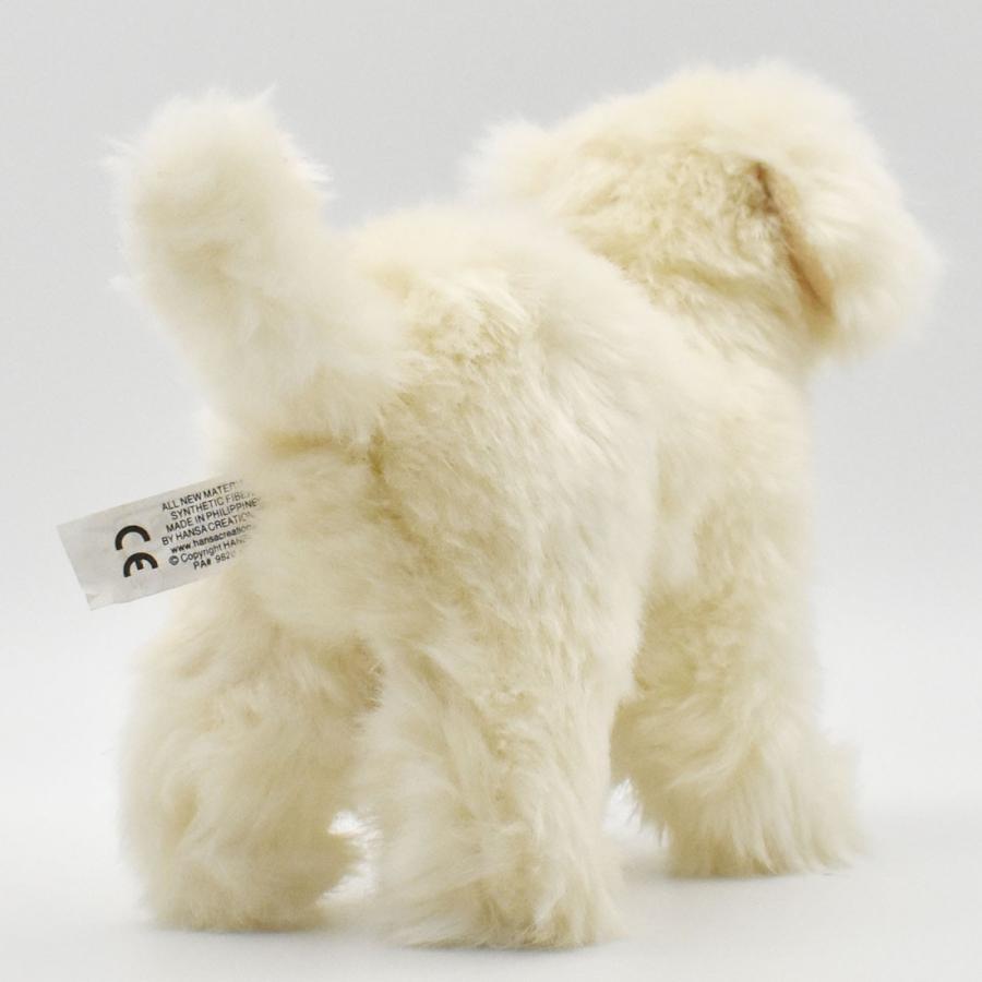 HANSA ハンサ 子いぬ 犬 6583 リアル 動物 ぬいぐるみ プレゼント ギフト 母の日 父の日|dearbear|03