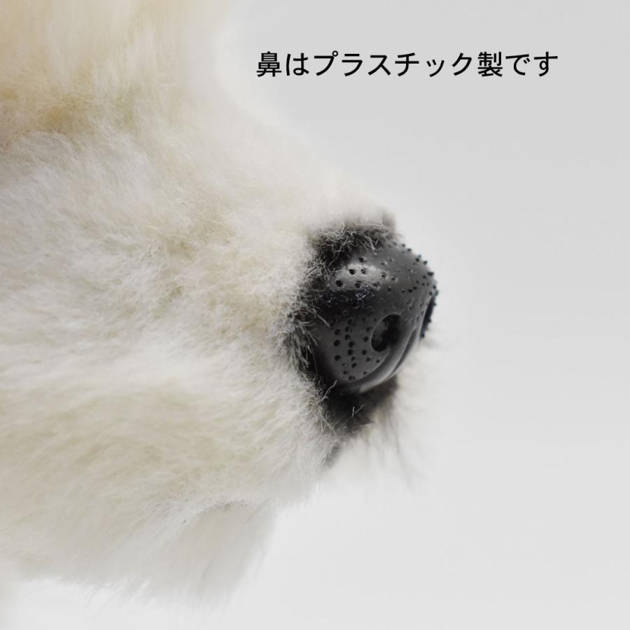 HANSA ハンサ 子いぬ 犬 6583 リアル 動物 ぬいぐるみ プレゼント ギフト 母の日 父の日|dearbear|07