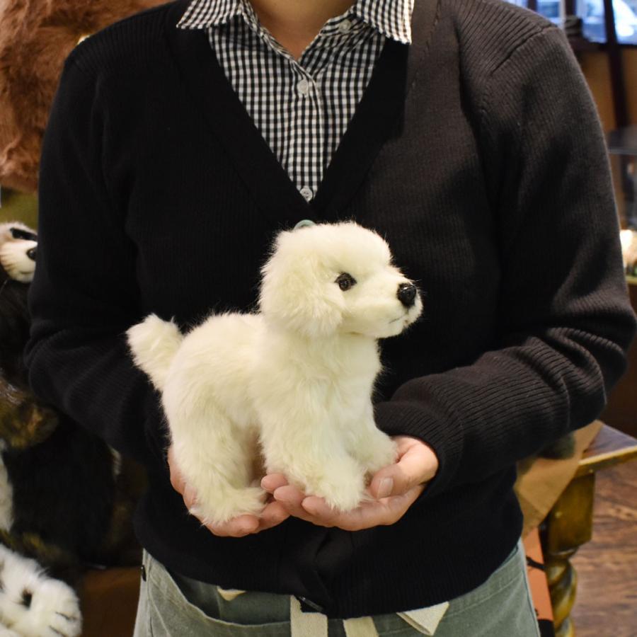 HANSA ハンサ 子いぬ 犬 6583 リアル 動物 ぬいぐるみ プレゼント ギフト 母の日 父の日|dearbear|08