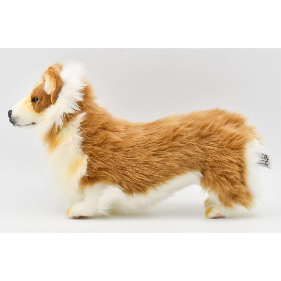 HANSA ハンサ ウェルシュコーギー 犬 6684 リアル 動物 ぬいぐるみ プレゼント ギフト 母の日 父の日 dearbear 02