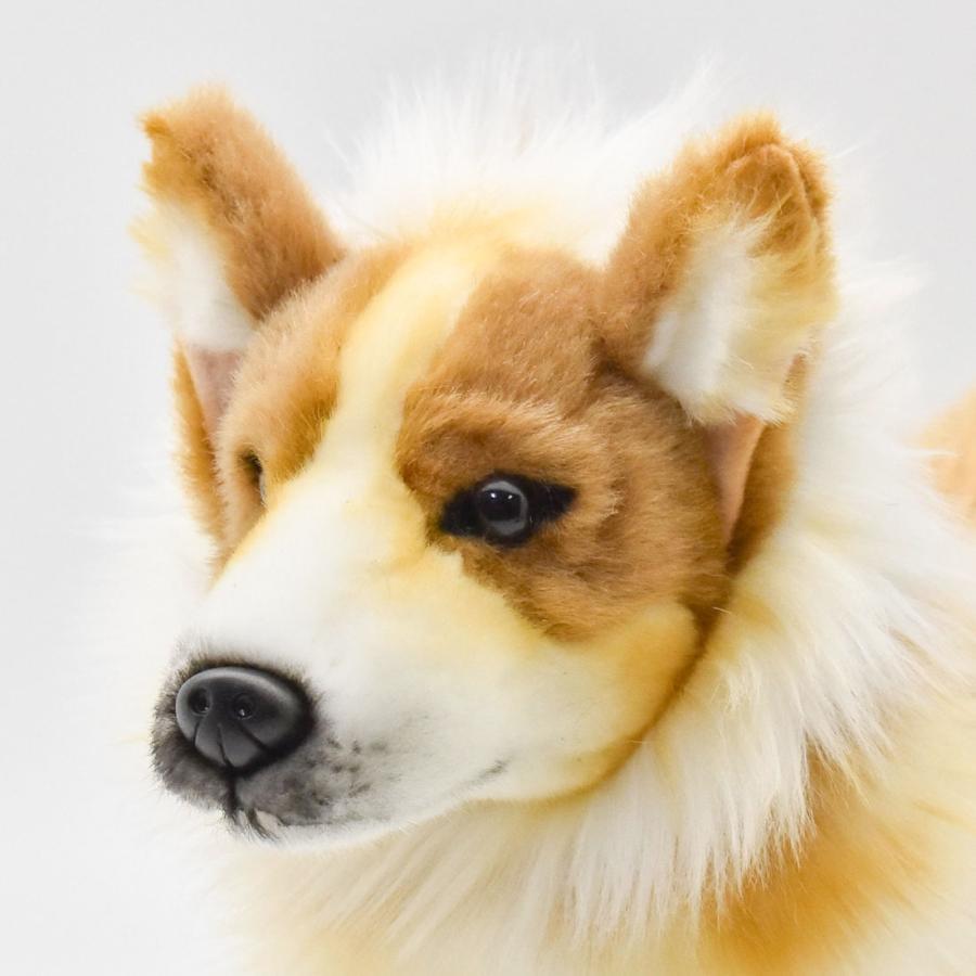 HANSA ハンサ ウェルシュコーギー 犬 6684 リアル 動物 ぬいぐるみ プレゼント ギフト 母の日 父の日 dearbear 04