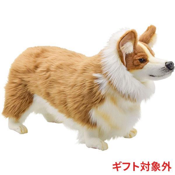 HANSA ハンサ ウェルシュコーギー 犬 6686 ギフト対象外 リアル 動物 ぬいぐるみ プレゼント ギフト 母の日 父の日|dearbear
