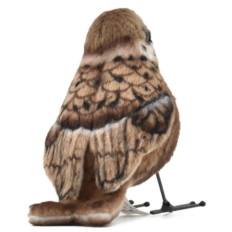 HANSA ハンサ スズメ 鳥 7019 リアル 動物 ぬいぐるみ プレゼント ギフト 母の日 父の日 dearbear 03