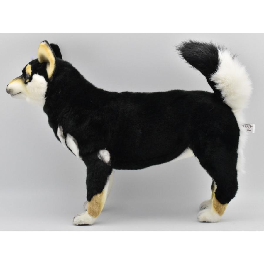 HANSA ハンサ クロシバ 犬 7242 ギフト対象外 リアル 動物 ぬいぐるみ プレゼント ギフト 母の日 父の日|dearbear|02