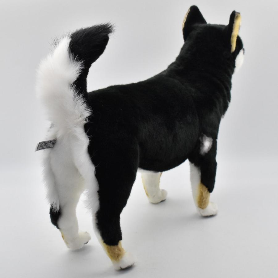 HANSA ハンサ クロシバ 犬 7242 ギフト対象外 リアル 動物 ぬいぐるみ プレゼント ギフト 母の日 父の日|dearbear|03