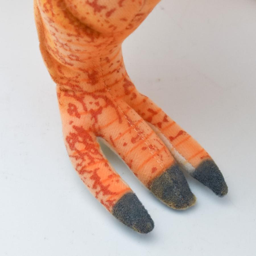 HANSA ハンサ スピノサウルス オレンジ 恐竜 7782 ギフト対象外 リアル 動物 ぬいぐるみ プレゼント ギフト 母の日 父の日 dearbear 06