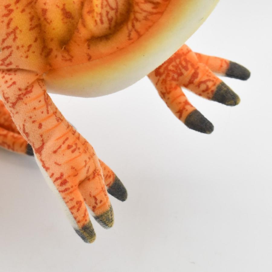HANSA ハンサ スピノサウルス オレンジ 恐竜 7782 ギフト対象外 リアル 動物 ぬいぐるみ プレゼント ギフト 母の日 父の日 dearbear 07
