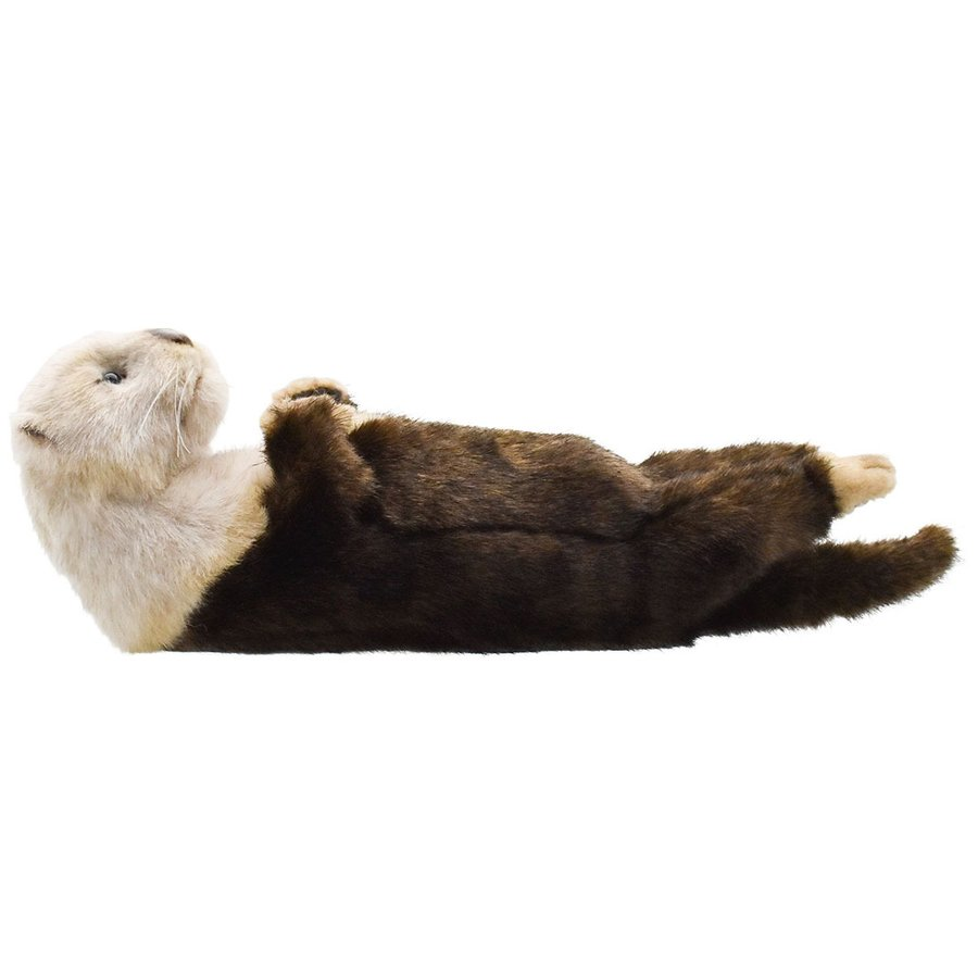 HANSA ハンサ ラッコ 42 リアル 動物 ぬいぐるみ プレゼント ギフト 母の日 父の日 dearbear 02