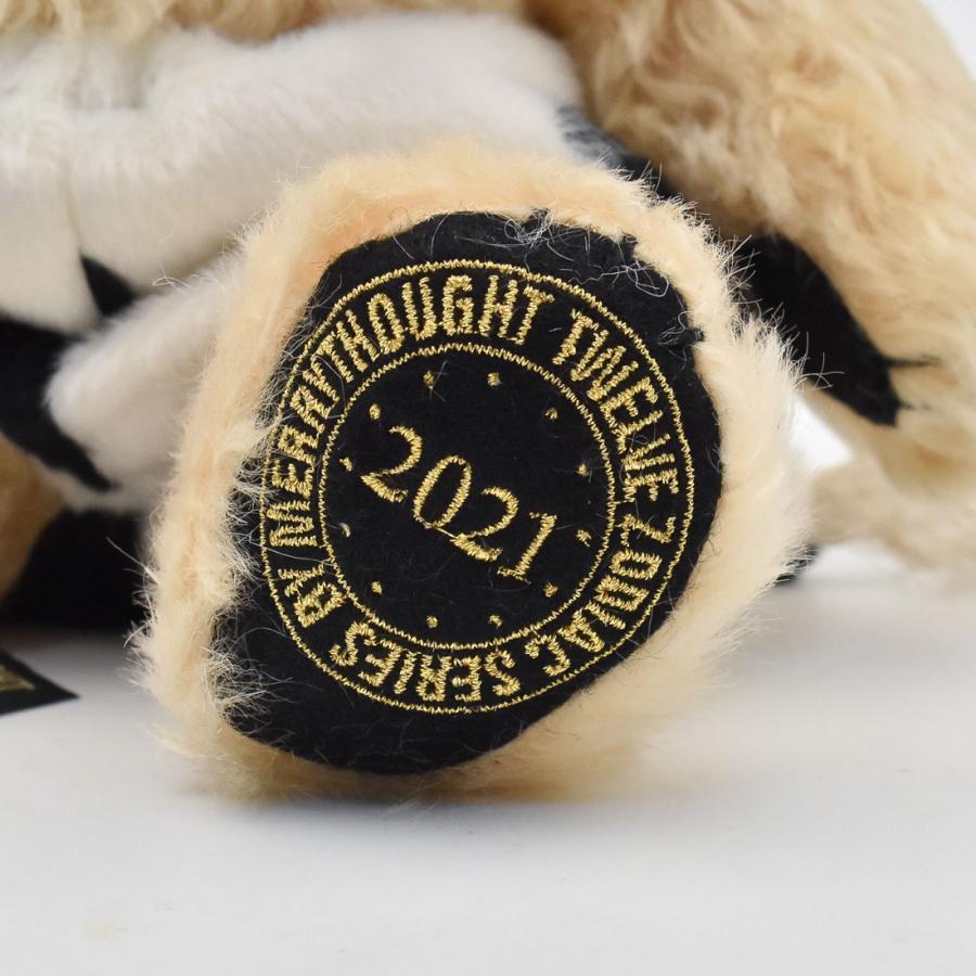テディベア メリーソート チーキーカウ2021 No9 限定50体 ぬいぐるみ ブランド イギリス プレゼント ギフト 母の日 父の日|dearbear|10
