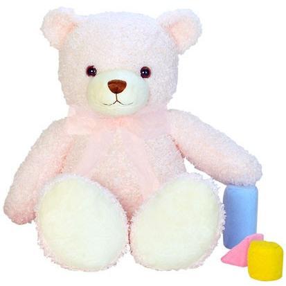ハッピーセレブレーションベア ピンク XL ぬいぐるみ 記念 お祝い ギフト対象外 プレゼント ギフト|dearbear