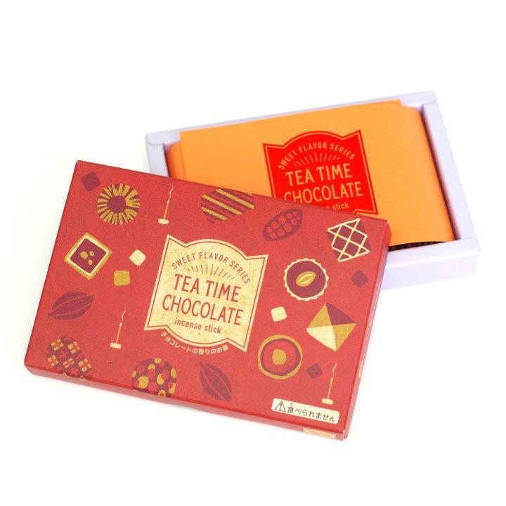 ペット 線香 3種 セット ミニ寸 コーヒー 緑茶 チョコレート 煙が少ない 約12分燃焼 短時間 カフェ ティータイム ネコポス送料無料|dearpet|12