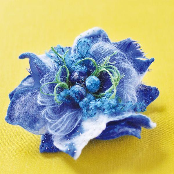 Wool blue dears-hokusetsu