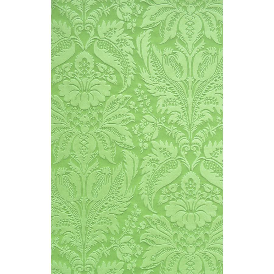 壁紙 張り替え おしゃれ 輸入 おすすめ Etro エトロ Clorinde ダマスク 緑 グリーン インテリアショップ デコール 通販 Yahoo ショッピング