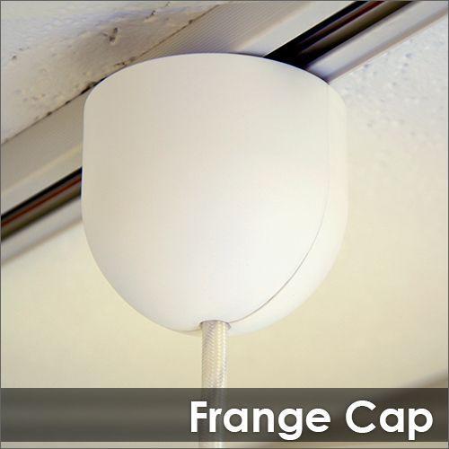照明 コード 配線を隠す フランジカバー シーリングカバー 後付け シンプル|decomode