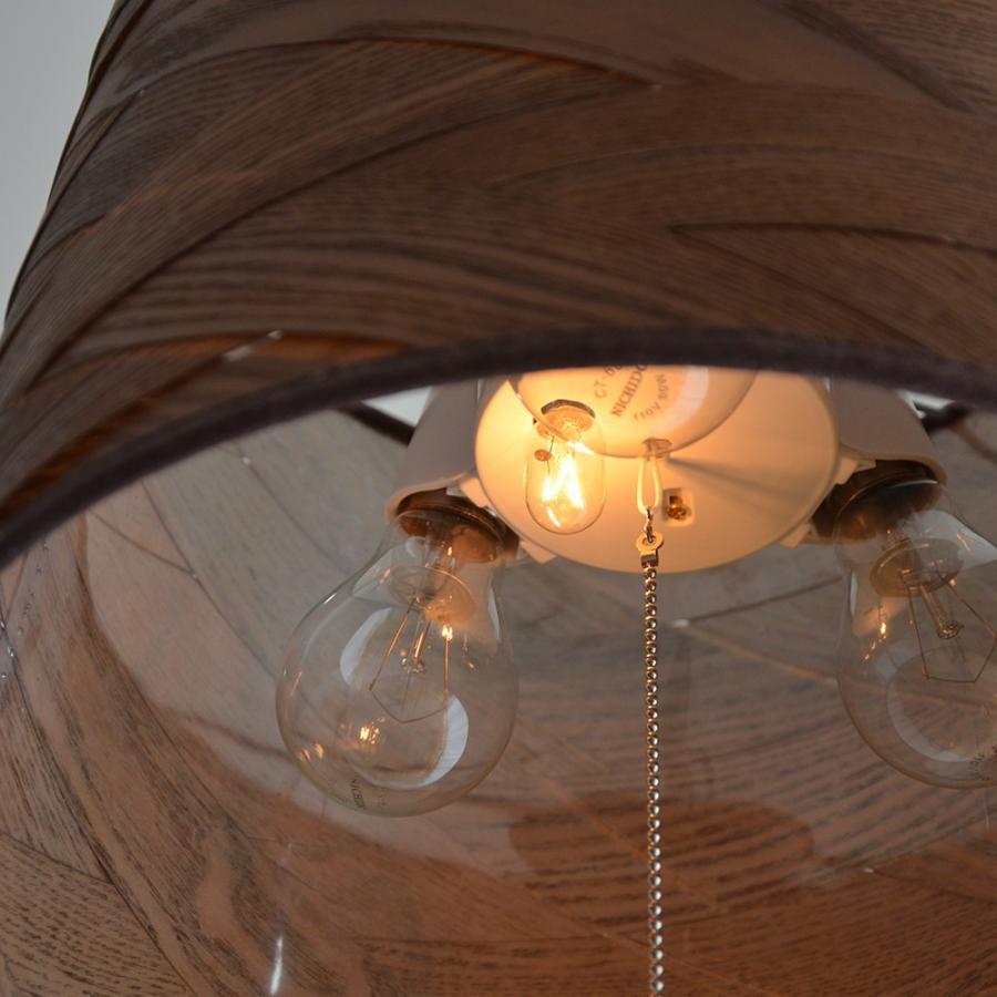 照明 シーリングライト ペンダントライト 3灯 ナチュラル Venir2 ベニー2 Lu Cerca ルチェルカ 特価|decomode|07