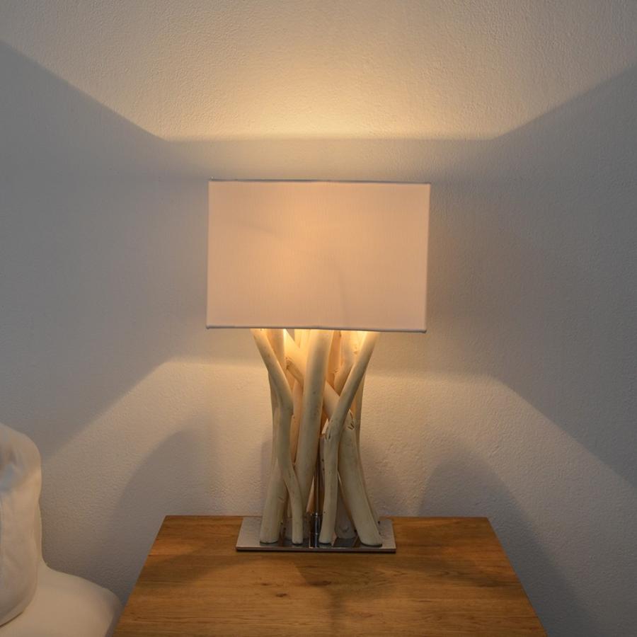 照明 LED対応 DRIFTWOOD TABLE SQUARE ドリフトウッド・テーブル スクエア 特価|decomode|03