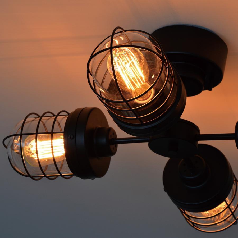 照明 PROTO プロト 4灯シーリングライト decomode 04