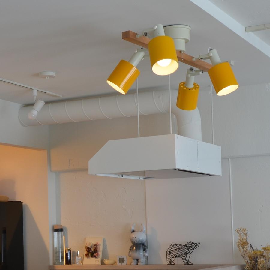 照明 REVO レヴォ 4灯シーリングスポット|decomode|04