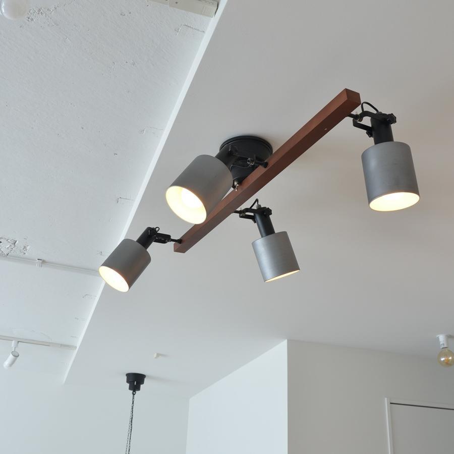 照明 REVO レヴォ 4灯シーリングスポット|decomode|05
