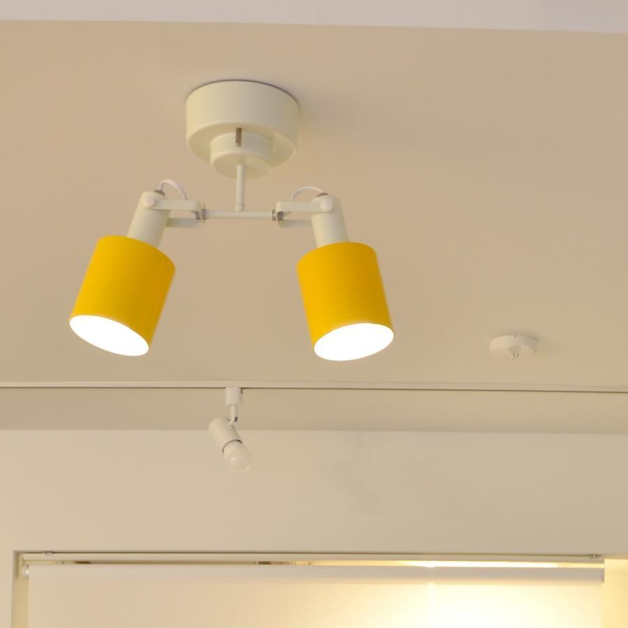 照明 REVO レヴォ 2灯シーリングスポット|decomode|05