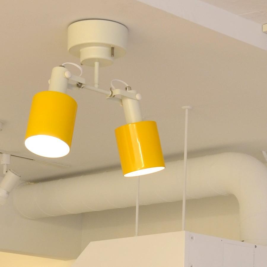 照明 REVO レヴォ 2灯シーリングスポット|decomode|06