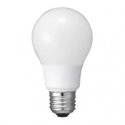 調光非対応 LED電球 電球色 E26 60W 相当|decomode