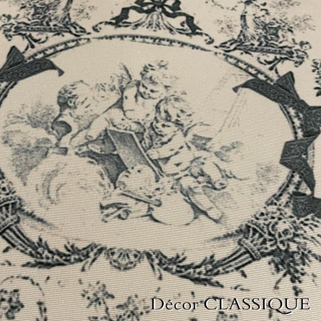 ポットマット・ラウンドマット・カップ&ソーサーマット::エンジェルトワル Decor CLASSIQUE decor-classique 06