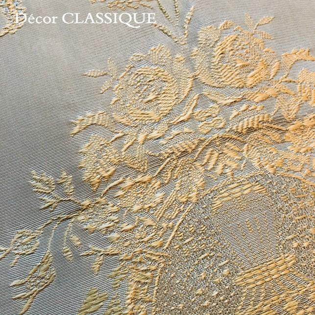 シルクテーブルランナー テーブルセンター:フォンテーヌ 240cm Decor CLASSIQUE|decor-classique|12