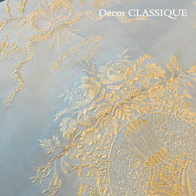 シルクテーブルランナー テーブルセンター:フォンテーヌ 240cm Decor CLASSIQUE|decor-classique|08