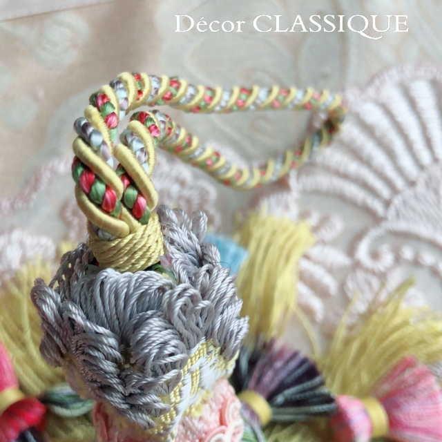キータッセル エレガンティーク フレンチスタイル|ハイエンドキータッセル Decor CLASSIQUE|decor-classique|05
