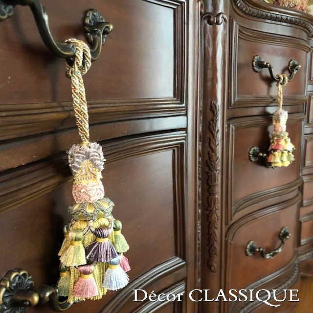 キータッセル エレガンティーク フレンチスタイル|ハイエンドキータッセル Decor CLASSIQUE|decor-classique|07