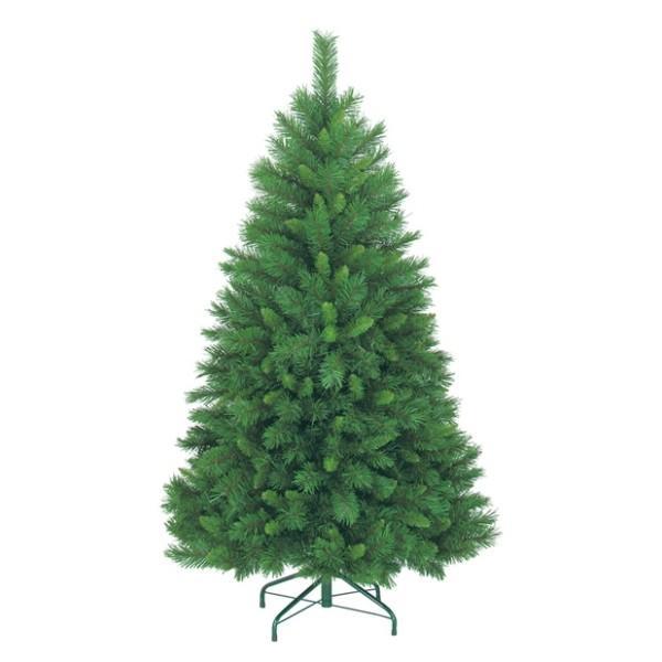 150cmミネソタツリー(HINGE)(TXM2063)[クリスマス ツリー デコレーション 装飾 飾り ミネソタツリー 緑 グリーン オーソドックス]