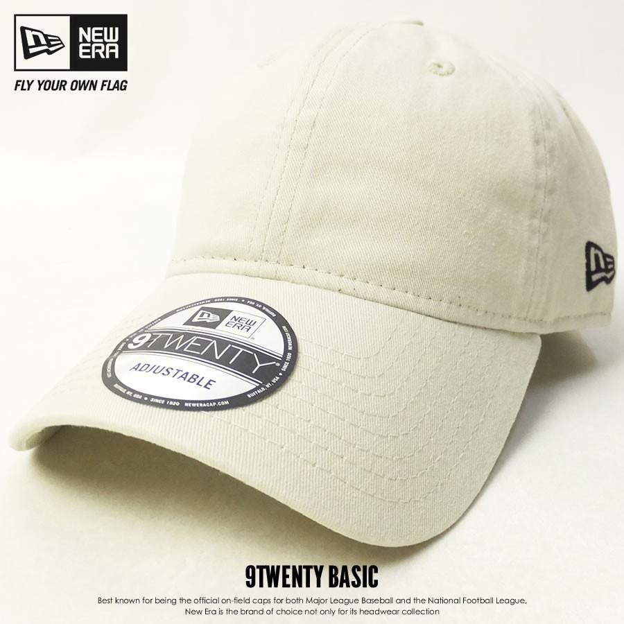 659af7e9297e6 ニューエラ キャップ 帽子 無地 NEW ERA 9TWENTY ウォッシュドコットン ベーシック アイボリー 無地 :7v9174:DEEP -  通販 - Yahoo!ショッピング
