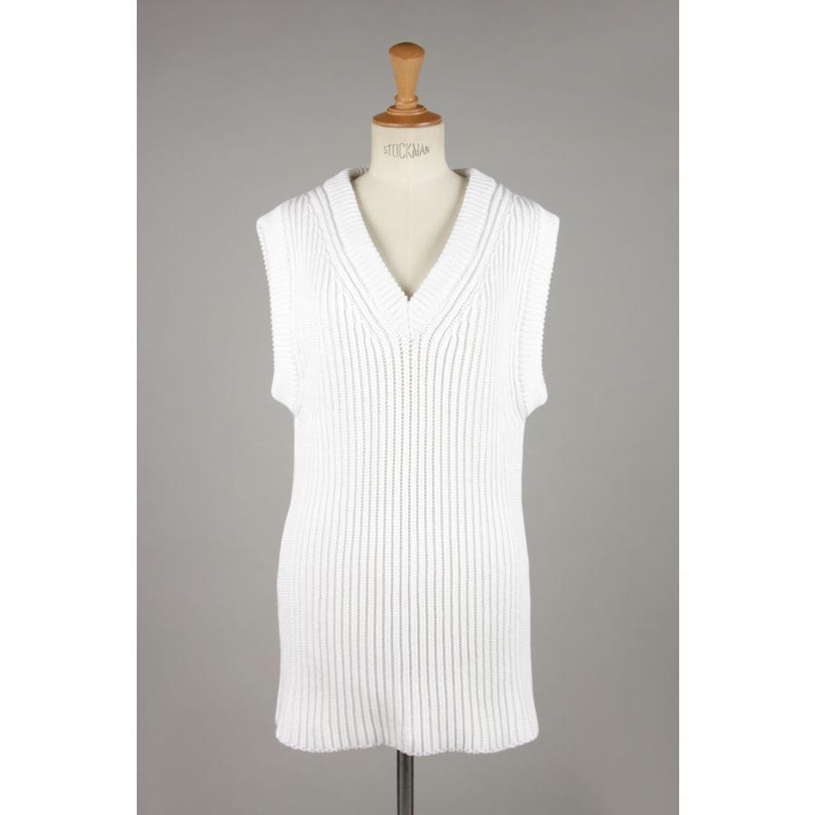 新品即決 Gauge3 / cotton ribs-maglia inglese (S51GP0103) Maison Margiela -Women-(メゾン・マルジェラ), NSDpaint b88d07c9