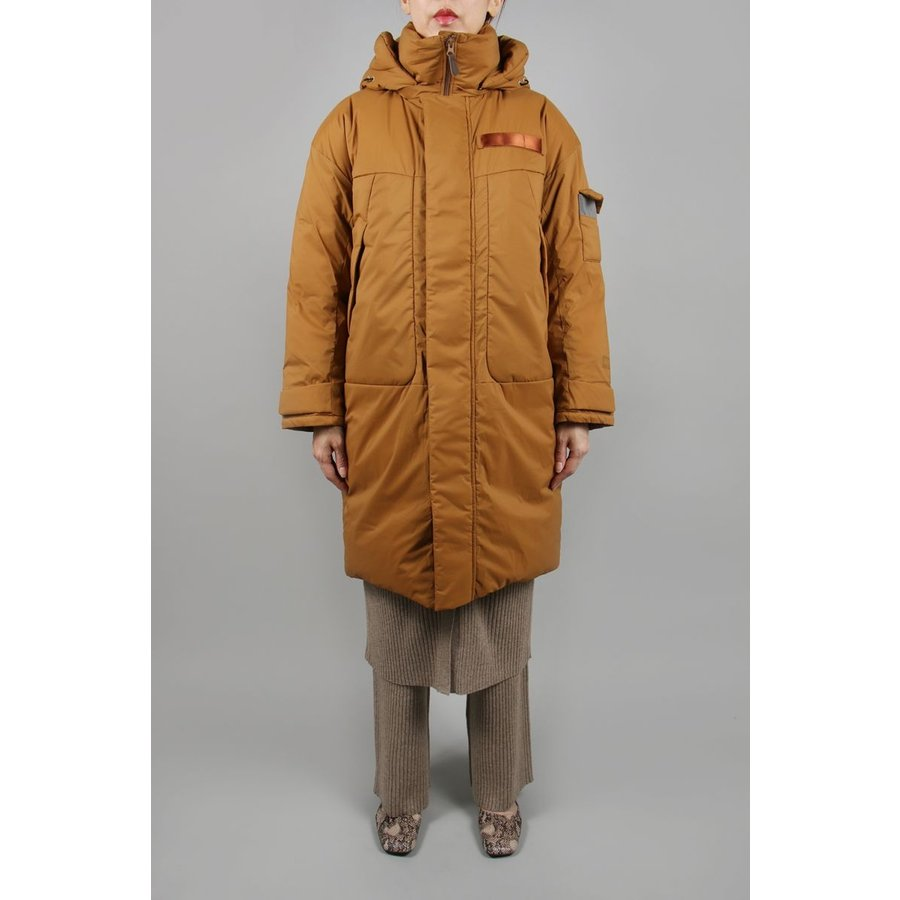 [ 期間限定ポイント10倍 ] MIMIR DOWN PARKA -MARINE WOOD (HOE11950) Helly Hansen -Women-(ヘリー・ハンセン)