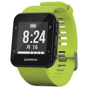 GARMIN GPSランニングウォッチ フォアスリート ライムグリーン FA35JLIGR 168939