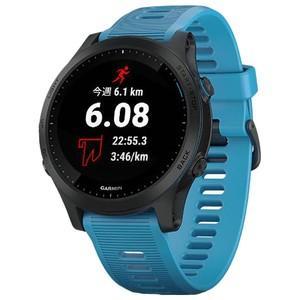 GARMIN GPSランニングウォッチ 010-02063-51 ForeAthlete 945 ブルー 0100206351