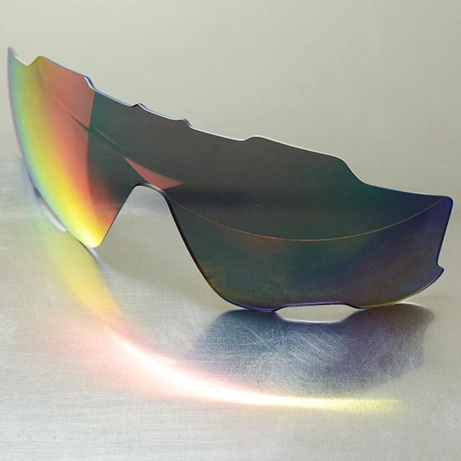 グッドマンレンズマニュファクチュア GOODMAN LENS MANUFACTURE ジョーブレーカー JAWBREAKER用交換レンズ 偏光調光グレー/レッド (レンズのみ)