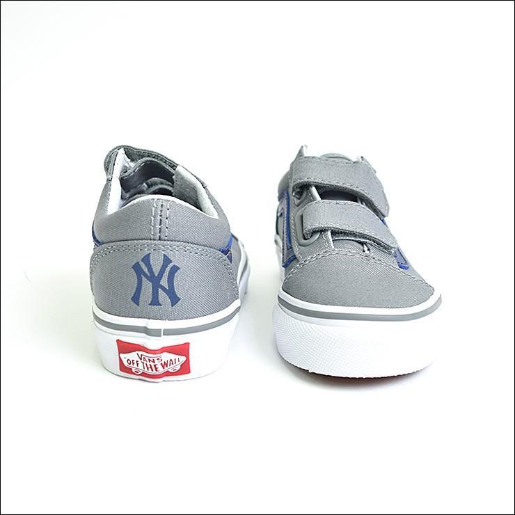 VANS KIDS バンズ キッズ  VN0A38HDKU8  KIDS OLD SKOOL V (MLB) New ... fc1994cc9