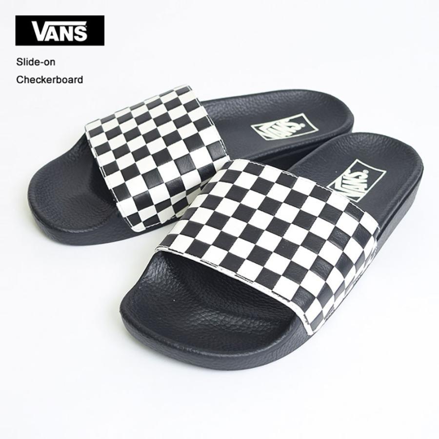 Black (Vans) メンズサンダル Vans Vans Slide-On