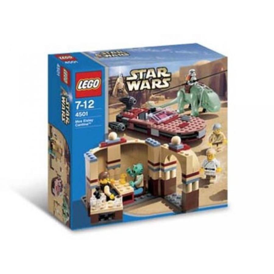 おもちゃ ゲーム 積み木 レゴ ブロック LEGO Star Wars: Mos Eisley Cantinaミニフィギュア