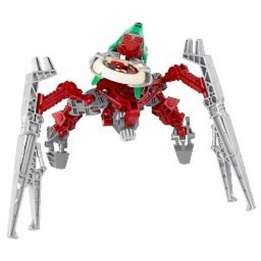 おもちゃ ゲーム 積み木 レゴ ブロック LEGO BIONICLE 8614 - Vahki Nuurakhミニフィギュア