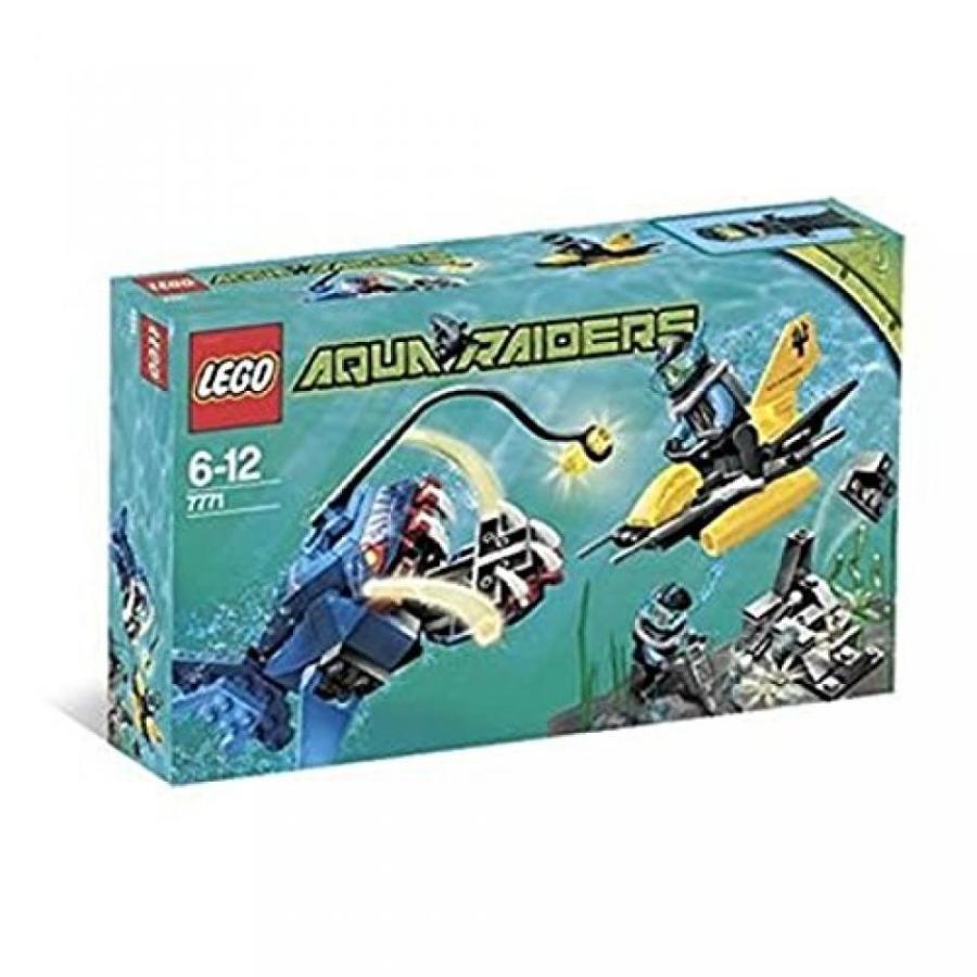 おもちゃ ゲーム 積み木 レゴ ブロック Angler Ambush - Aquaraiders By Legoミニフィギュア