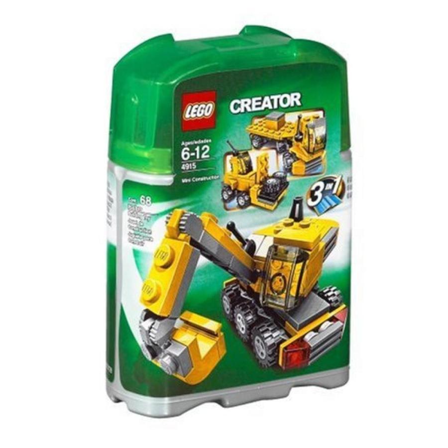 おもちゃ ゲーム 積み木 レゴ ブロック LEGO Creator Mini Constructionミニフィギュア