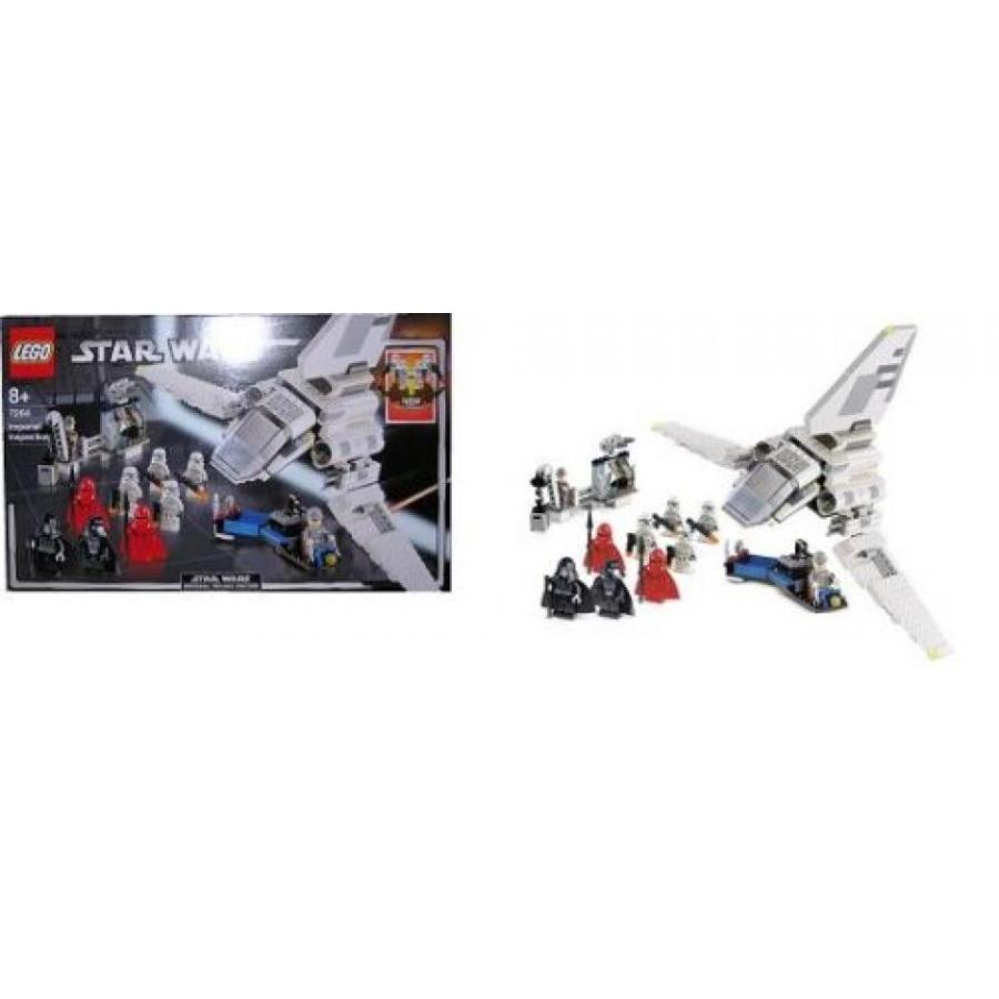 おもちゃ ゲーム 積み木 レゴ ブロック Lego Star Wars Lego 7264 Imperial Inspection parallel import goodsミニフィギュア